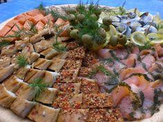 Fischplatte von Herr Ratonie R.