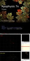 Tree tutorial by French-Chocolaite on DeviantArt Fractal Art, Fractals, Art Tutorials, Trees, Deviantart, French, French People, French Language, Wood Illustrations