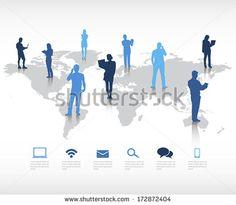 Globalization Stock Illustrations & Cartoons | Shutterstock