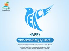 Our Indian sacred Vedic way of living, where cow, tree and van-mulikas are given utmost importance, is the only answer to the whole world to lead a Healthy, Wealthy, Happy and Peaceful life ! #PRAGATI OUSHADIES are Arogya datas and Prana pradatas ! #Happy #InternationalDay of #Peace !