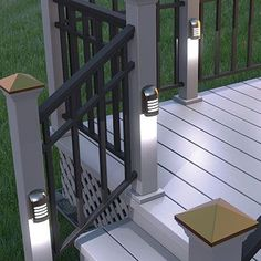 Before you incorporate any new deck decor, you should look at repairing whatever is damaged. If you've got a raised deck, don't ignore all the prospect of the patio beneath your deck! Decks may also be a fantastic add-on to an outdoor pool for your house. Outdoor Deck Lighting, Pergola Lighting, Exterior Lighting, Outdoor Decor, Accent Lighting, Solar Deck Lights, Motion Lights Outdoor, Strip Lighting, Track Lighting