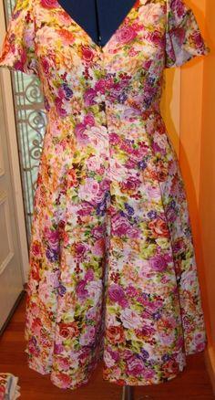 Pattern Reviews> Vogue Patterns> 8997 (Misses' Dress)