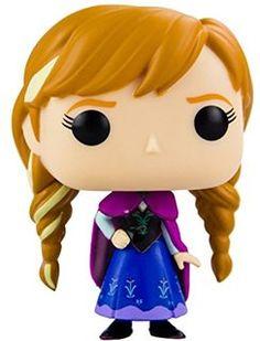 POP - Disney Die Eiskönigin (Frozen) Anna Fig.