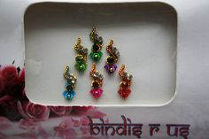 Eyebrow Make Up Gifts for your Wife / Girl Friend / Sis / Mom Loves,    Our Bindis are READY TO WEAR.    If in the future you feel the need for…