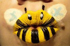 bee lip