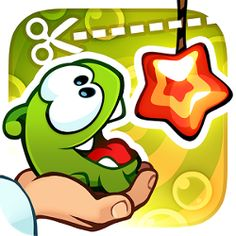 The little green monster Om Nom is back and hungrier than ever! Team up with the Professor, a mad (but not bad!) scientist determined to study Om Nom's candy-loving behavior through a series of experiments, 200 levels and more to come!