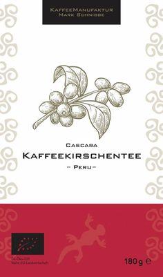 Cascara Kaffeekirschentee