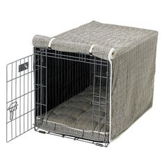 Bowsers Luxury Dog Crate Cover