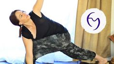 Detox Yoga l 60 Minute Yoga for Detox & Digestion With Fightmaster Yoga