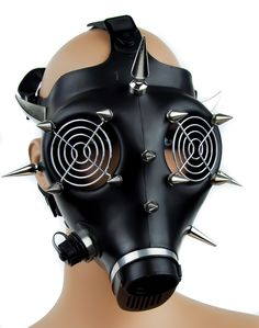 Survive the apocalypse, and stay in fashion with Scrap's and Metal's new line of gas masks!