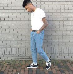 ideas for fashion urban style men streetwear Urban Fashion, Trendy Fashion, Mens Fashion, Casual Outfits, Men Casual, Fashion Outfits, Men Street, Street Wear, Men Looks