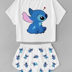 Pin by yelimar parra on moda. Cute Disney Outfits, Cute Lazy Outfits, Teenage Outfits, Outfits For Teens, Stylish Outfits, Cute Pajama Sets, Cute Pjs, Cute Pajamas, Girls Fashion Clothes