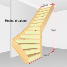 Stairs are used to create a pedestrian route between different vertical levels by dividing the height between the levels into manageable steps. Concrete Staircase, House Staircase, Staircase Railings, Attic Stairs, Stairways, Home Stairs Design, Railing Design, Stairs Skirting, L Shaped Stairs