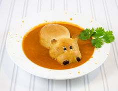 Healthy and Easy Hungry Hippo Soup Recipe for Kids