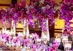 purple wedding ideas | wedding,purple wedding,purple wedding flowers,purple wedding decor ...