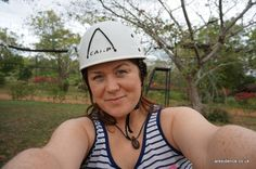 One big Carnival Breeze happy family – Zip Wiring with Carnival Cruise Lines in La Romana Dominican Republic