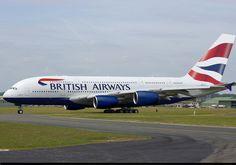 A380 Fleet - British Airways
