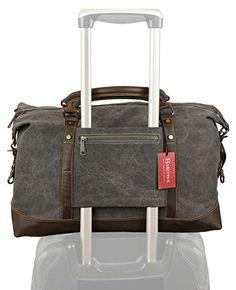 Habitoux Genuine Leather Canvas Travel Tote - Weekender D... https://www.amazon.com/dp/B01FP0J2P8/ref=cm_sw_r_pi_dp_643CxbETRBTMG