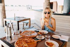 Lunch at Crust in the Maldives. @AspynOvard