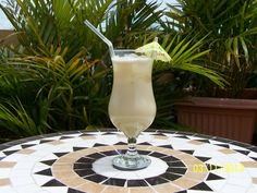 Pina Colada-the drink that makes you feel you are holidays. Find how I make it at http://www.whatscookingella.com/blog/pina-colada2