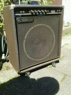 Yamaha Basscombo vintage in Nordrhein-Westfalen - Ruppichteroth   Musikinstrumente und Zubehör gebraucht kaufen   eBay Kleinanzeigen