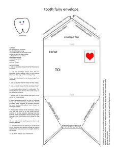 Tooth Fairy on Pinterest | Tooth Fairy, Tooth Fairy Letters and Fairy ...