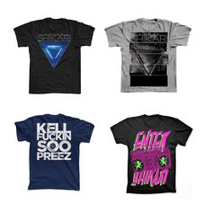 Enter Shikari are about to begin their UK tour, check out our range of merch in stores and online now    Shop now > http://www.thisispulp.co.uk/bands/enter-shikari_62_0_na_0_0.html