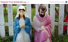 Hey, I found this really awesome Etsy listing at https://www.etsy.com/listing/206895275/on-sale-now-vintage-1980s-mary-joseph
