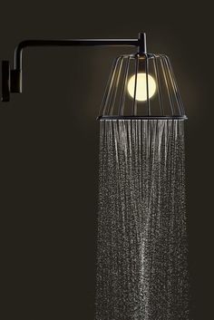 Axor LampShower designed by Nendo