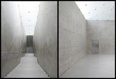 Peter Zumthor, BREGENZ MUSEUM AUSTRIA Peter Zumthor, Elevator, Austria, Museum, Room, Furniture, Home Decor, Bregenz, Architecture