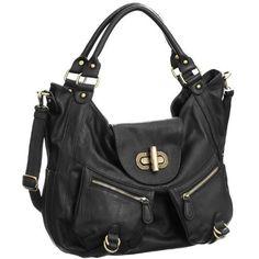 Alyssa Shoulder Bag by Melie Bianco
