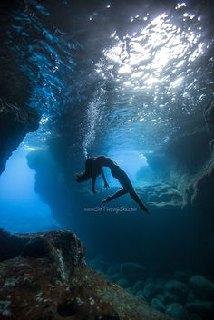 Diving Bucket List Things To Do Product Underwater Model, Underwater Photos, Underwater World, Underwater Photography, Art Photography, Forensic Photography, Underwater Caves, Photography Awards, Photography Editing