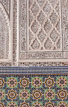 Zaouia Sidi Bel Abbes, Marrakech, Maroc (Morocco)