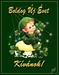 BUÉK-KÉPEK 2. Cute Art, Happy New Year, December, Banner, Christmas Ornaments, Holiday Decor, Cards, Anul Nou, Erika