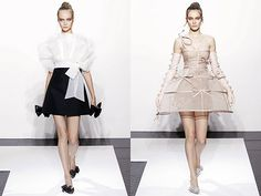 the couture ideas real people can co-opt valentino : the bow