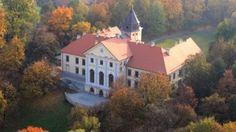Tarnobrzeg - Zamek Dzikowski Poland, Mansions, House Styles, Travel, Home Decor, Viajes, Traveling, Luxury Houses, Interior Design