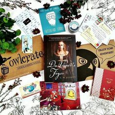 OwlCrate December 2015 'Get Inspired' Box (20% off)