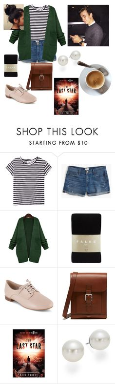 """Coffee Date"" by godsnotdead218 on Polyvore featuring Cheap Monday, J.Crew, WithChic, Falke, Clarks, Mulberry and AK Anne Klein"