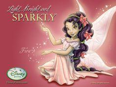 Disney Fairies Fira Wallpaper - Disney Fairies Wallpaper (2381439 ...