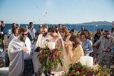 Τροπικος πολυχωμος γαμος στην Παρο | Λωρα & Δημος - Love4Weddings Paros, Wedding Colors, Tropical, Colorful, Bride, Fashion, Wedding Bride, Moda, Color Scheme Wedding