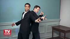 Warren Kole Michael Ealy