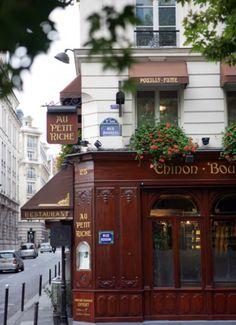Restaurant Au Petit Riche, Paris 9e - L'Officiel des spectacles