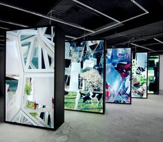 Vertical Village exhibition by MVRDV   and The Why Factory