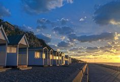 Best beach huts - Bexhill in UK - Copyright Malcom Browne - European Best Destinations More on http://www.europeanbestdestinations.com/top/best-beach-huts-in-europe/