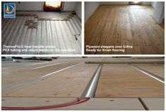 More contractors and homeowners are finding that ThermoFin from Radiant Engineering is the preferred choice for installing radiant floor heating. Free samples are available from radiantengineering.com.