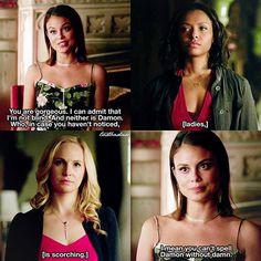 [8x03 - You Decided That I Was Worth Saving] Sybil the Damon fangirl
