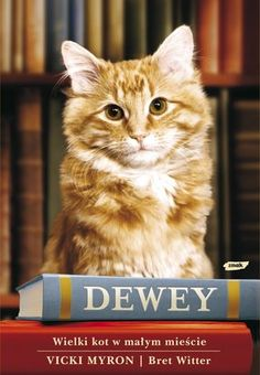 Dewey. Wielki kot w małym mieście, Vicky Myron, Bret Witter (Wypożyczalnia Centralna)