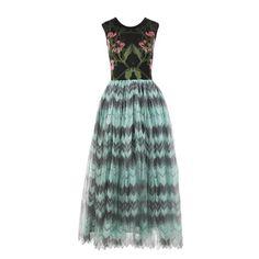 Fleur Dress | Ekaterina Kukhareva | Wolf & Badger / Women / Clothing / Dresses