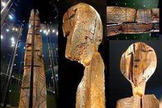 Estátua com 10.000 Anos de Idade Contém Mensagem Codificada Sobre a Origem Humana                                                                                                                                                                                 Mais