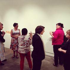 Mingling before #Dessert(II) by #ElizabethWilling. #sugarsugar #art+food
